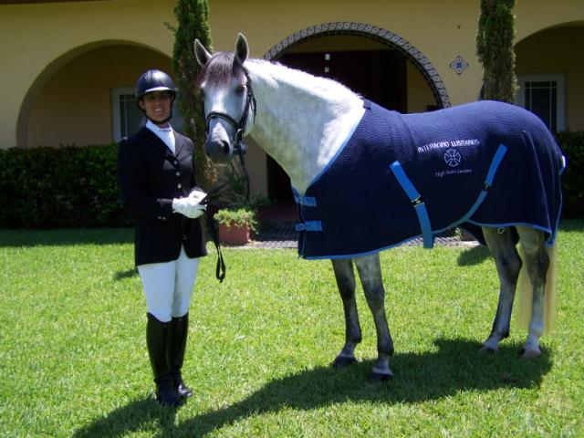 HIGH SCORE LUSITANO AWARD BY INTERAGRO LUSITANO