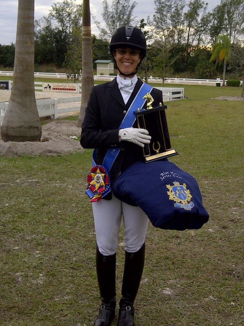 BLUE HORS THIRD LEVEL CHAMPION 2011